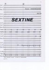 Sextine